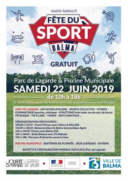 fete sport balma 2019